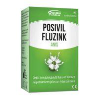 POSIVIL FLUZINK ANIS 40 imeskelytabl