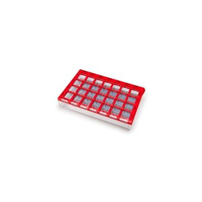 DOSETT MAXI suomenkiel. punainen FINNISH, RED X1 KPL