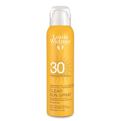 LW Clear Sun Spray 30 np 125 ml