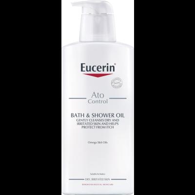 Eucerin AtoControl Bath&Shower Oil 400 ml
