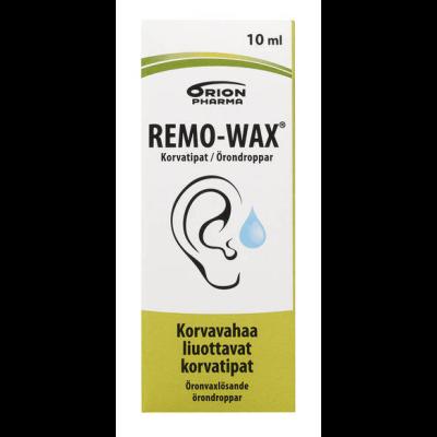 REMO-WAX KORVATIPAT 10 ml