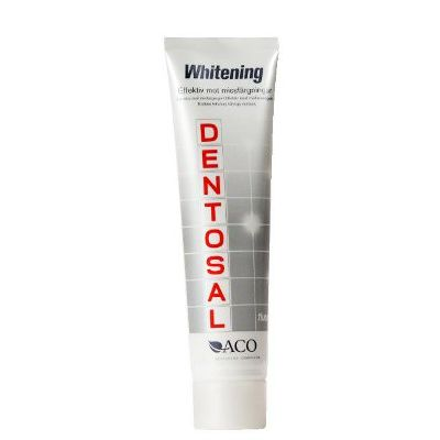 DENTOSAL WHITENING HAMMASTAHNA X100 ML