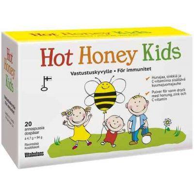 HotHoneyKids annospussi 20x4,7 g
