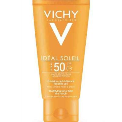 Vichy IS Dry touch kasvot SPF50 50 ml