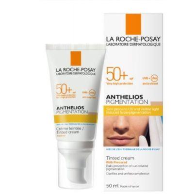 LRP ANTHELIOS Pigmenta. SPF50+ kasvot 50 ml