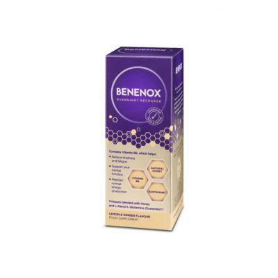 Benenox Overnight Recharge Sitruuna & inkivääri 135 ml