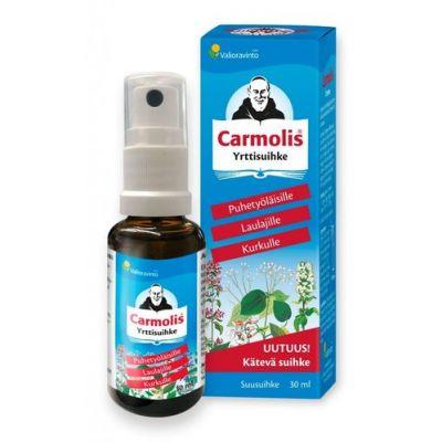 Carmolis suihke 30 ml