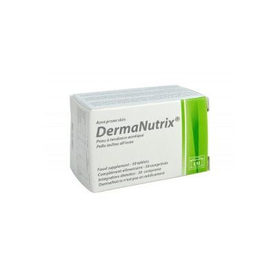 Dermanutrix acne prone skin 30 tabl