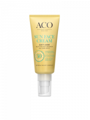 ACO Sun Face Cream Anti Age NP 40 ML