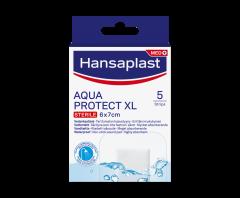 HANSAPLAST AQUA PROTECT XL 6X7CM 5 KPL