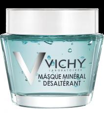 Vichy Kosteuttava mineraalikasvonaamio 75 ml